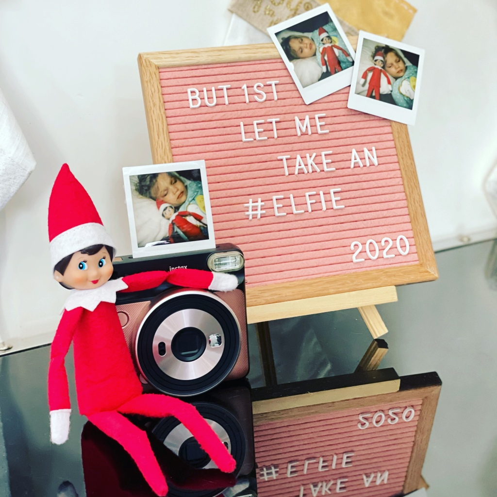 Elf on the Shelf - #Elfie​